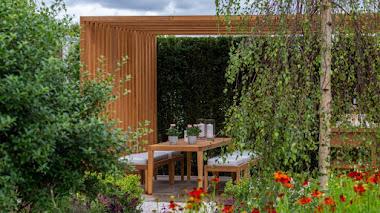 Festival de Jardines de Hampton Court, el primer gran espectáculo de la RHS en 2021