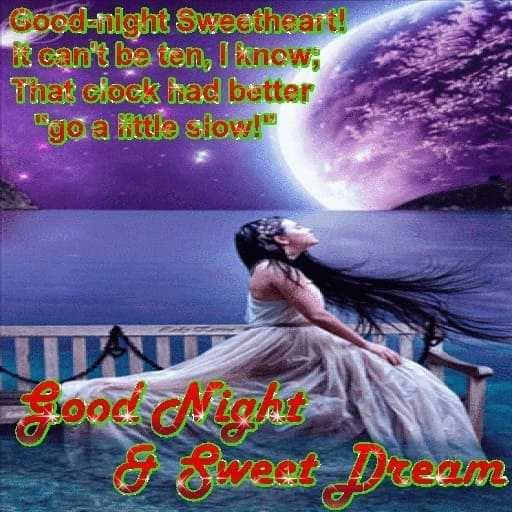 Good Night My Love Images
