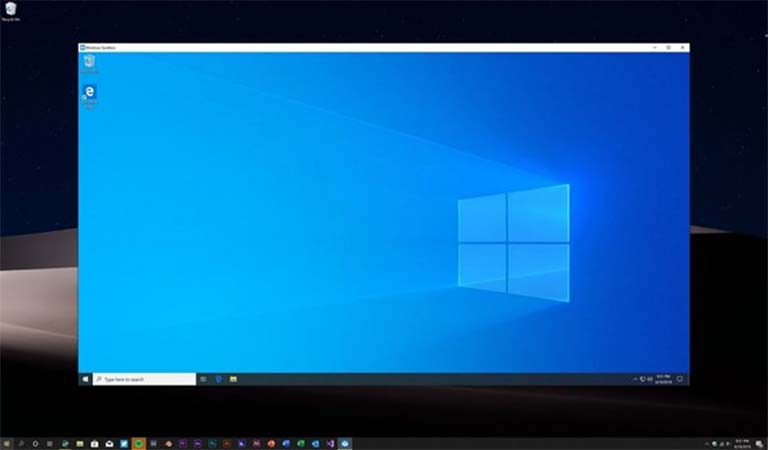 Cara Cepat Mengaktifkan Fitur Windows Sandbox Pada Windows 10