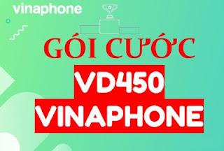 Gói VD450 Vinaphone