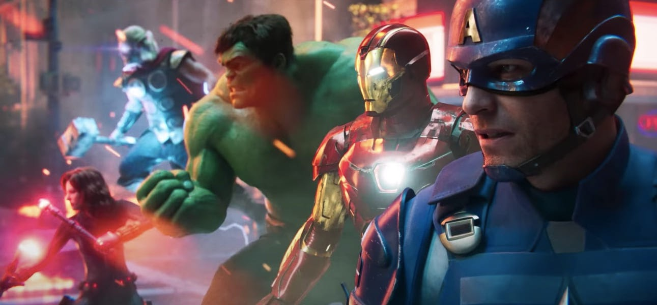 Avengers video game ad by Jordan Vogt-Roberts :「コング : スカル・アイランド」のジョーダン・ヴォクト=ロバーツ監督がメガホンをとった「アベンジャーズ」のゲームの新しい予告編 ! !