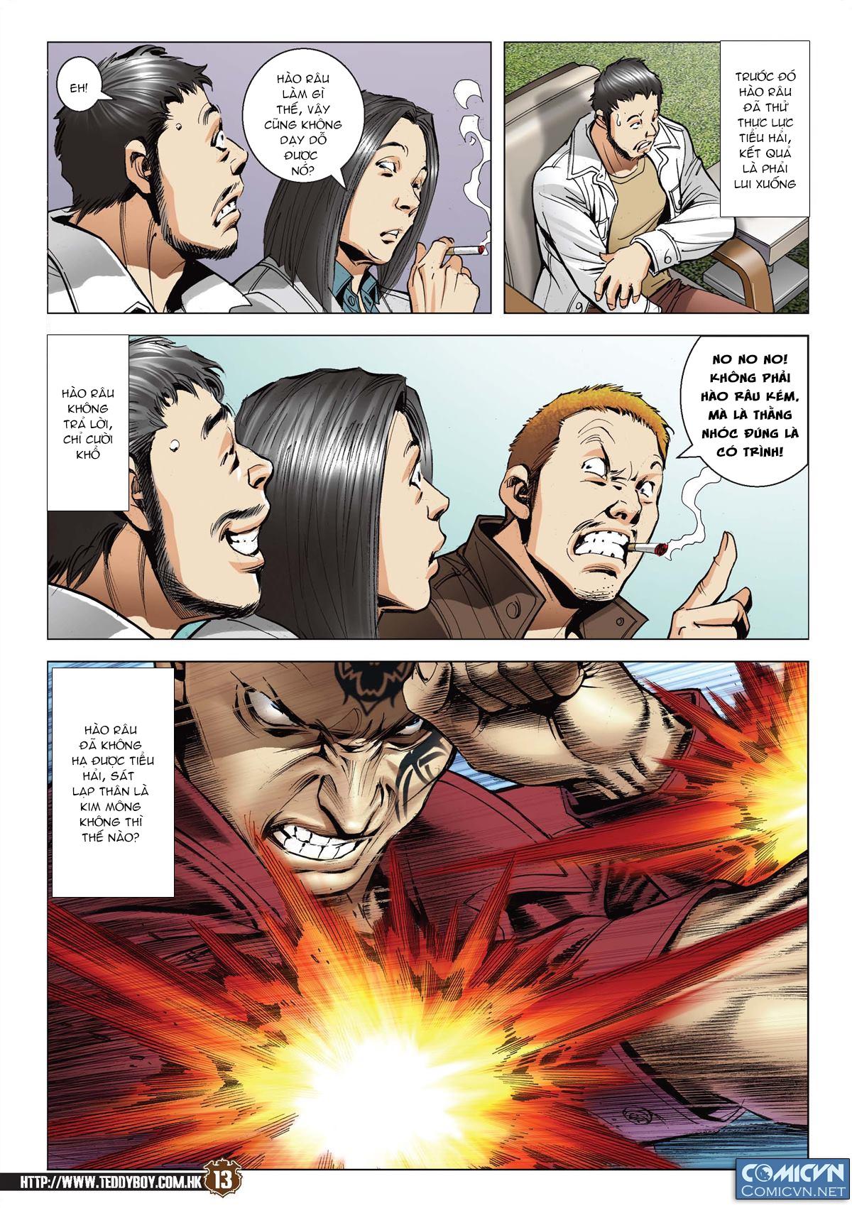 Người Trong Giang Hồ chap 2104 - Trang 12