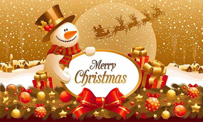 Merry Christmas Wishes Images HD Free