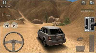 تحميل لعبة OffRoad Drive Desert مهكرة مجانا للاندرويد