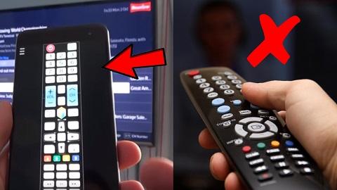 تطبيق يحول هاتفك لريموت تلفزيون