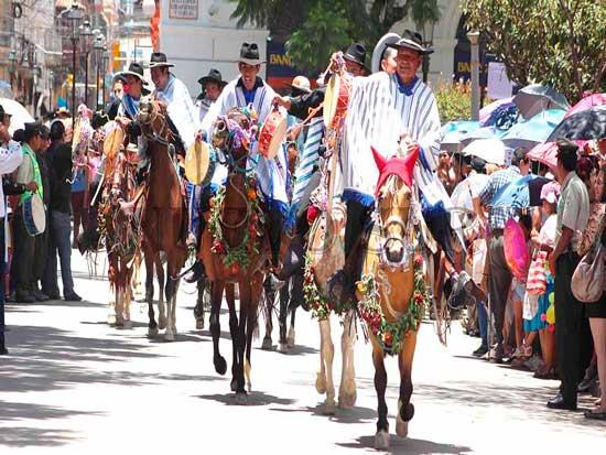 Carnaval Chapaco 2017 iniciará el 1 de febrero