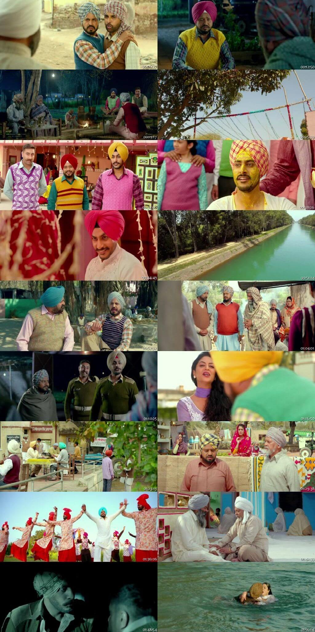 Screen Shot Of Mindo Taseeldarni 2019 Full Movie Free Download HD 720P Watch Online