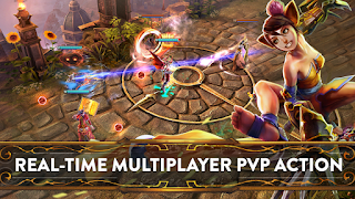 Vainglory v1.21.1 (39806) Apk Terbaru Latest Version