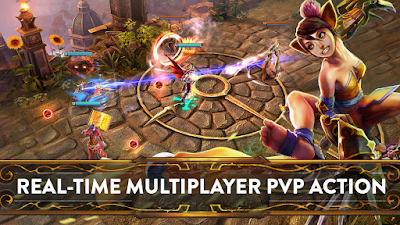 Update Terbaru Vainglory v1.22.0 Apk Download