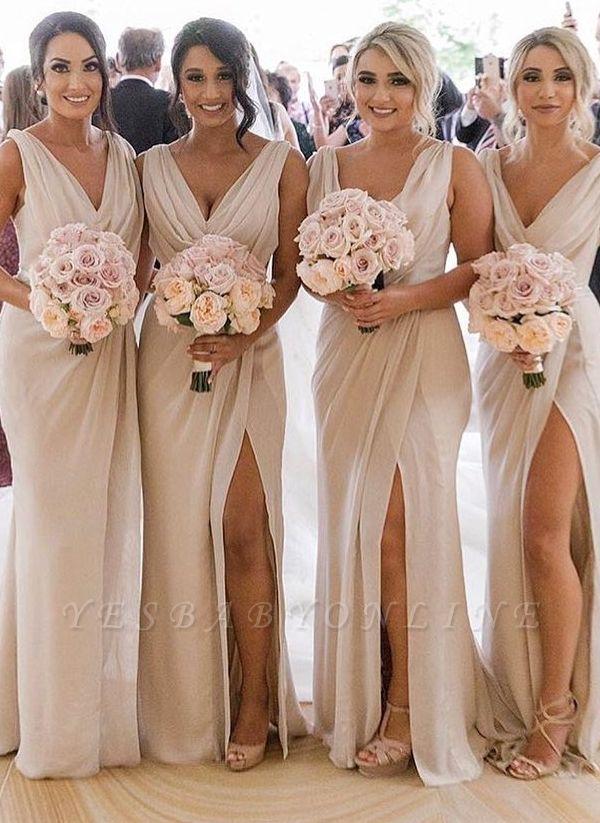 Yesbabyonline.com - Chiffon bridesmaid dresses