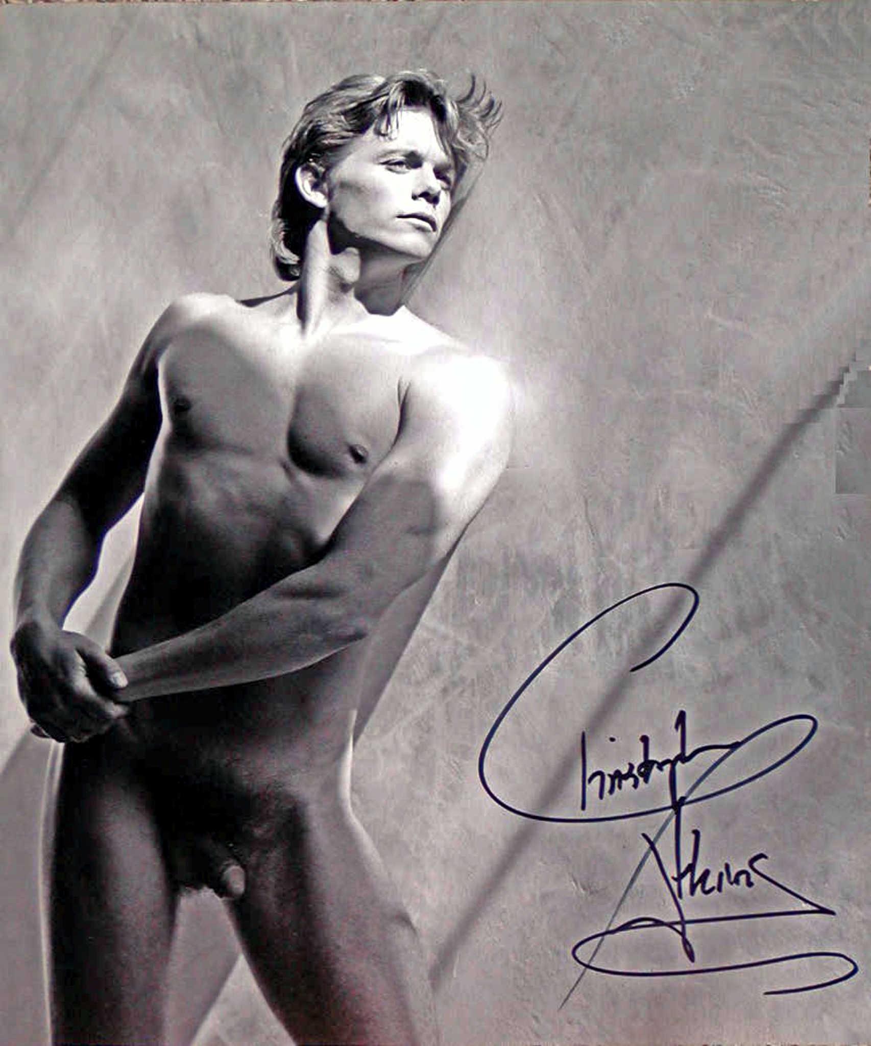 Christopher atkins nude