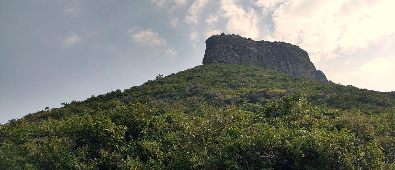 इंद्राई किल्ला - Indrai Fort