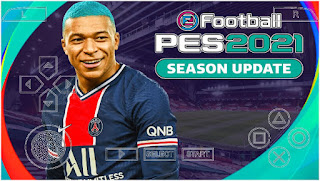Download PES 2021 PPSSPP TM ARTS Android Offline English Version Best Graphics Faces HD & Full Transfer
