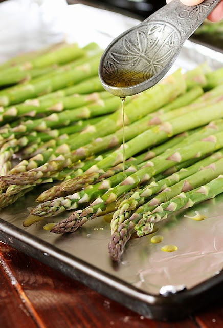How to Roast Asparagus Image