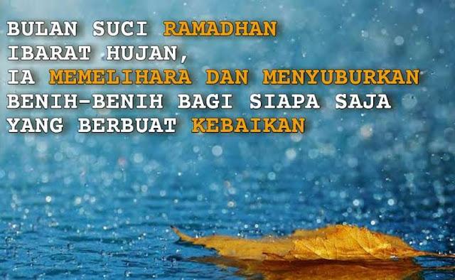 Kata Mutiara Spesial Ramadhan Yang Menyentuh Hati Putarmuter