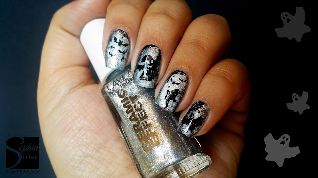 nail art halloween chic_02