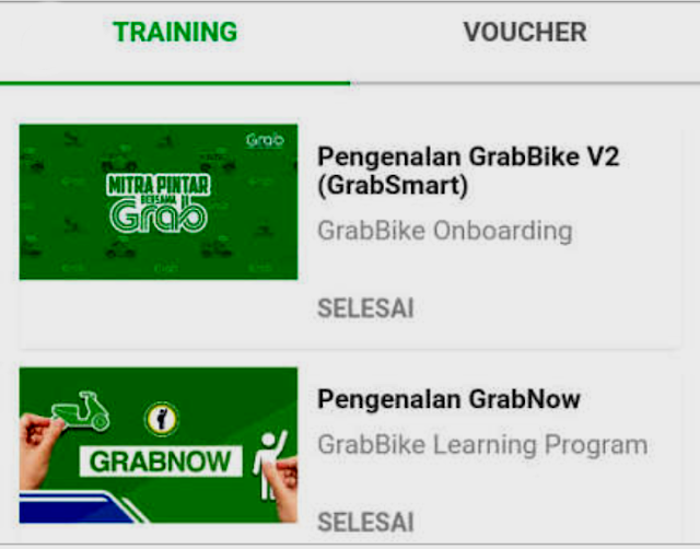 Kunci Jawaban Grab Training Online Guru Galeri