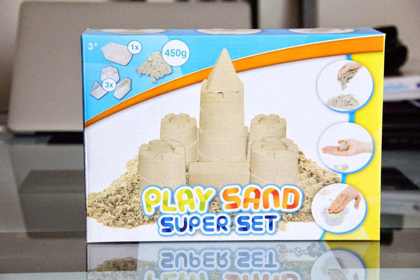 activit sable magique play sand titisse biscus. Black Bedroom Furniture Sets. Home Design Ideas