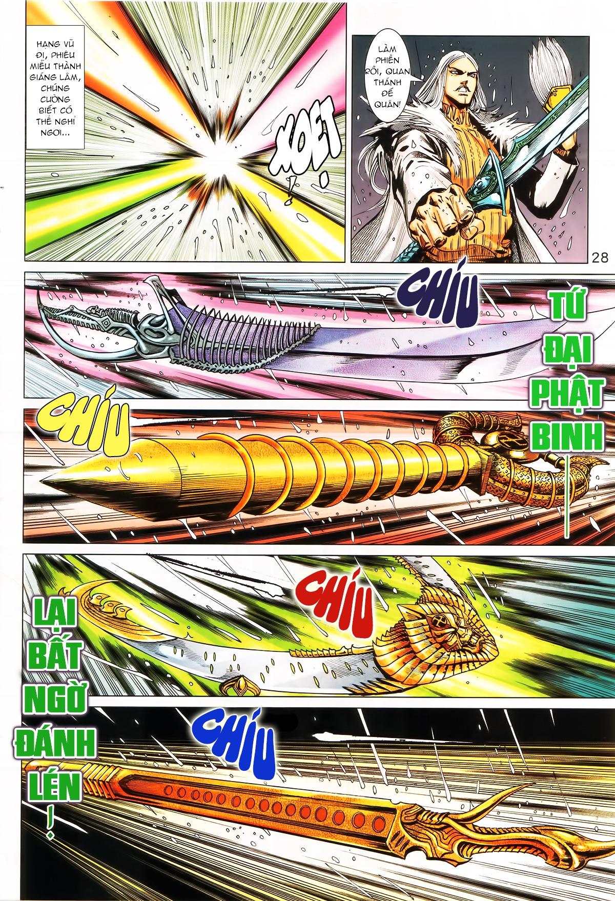Hoàng Triều Quân Lâm Chap 12.2 - Next Chap 13