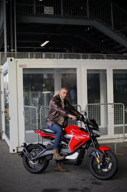 voge er10 moto elettrica