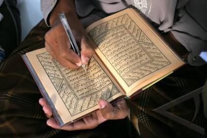 16+ Hadist Nabi Tentang Menuntut Ilmu | Teks Arab dan Terjemahannya