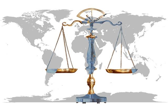 keadilan di dunia