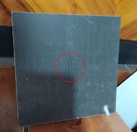 tanda arah vinyl