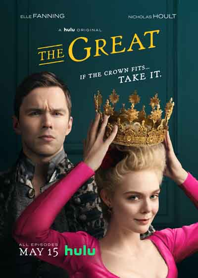 The Great S01 Complete English 480p WEB-DL