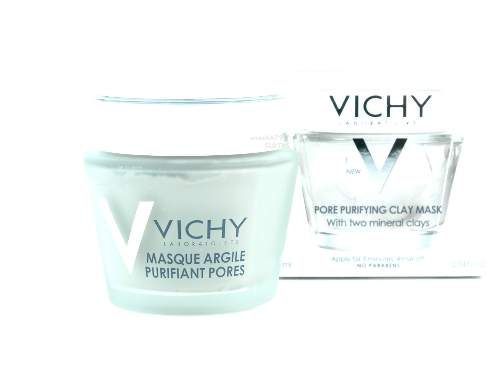 Vichy Pore Purifying Clay Mask Review