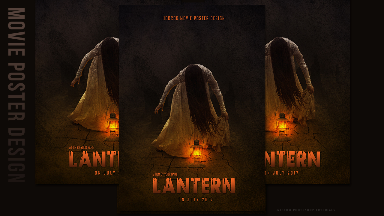 Create a Creepy Horror Movie Poster In Photoshop