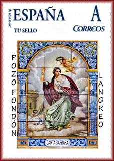 sello, tu sello, personalizado, Santa Bárbara, Pozo Fondón, Langreo