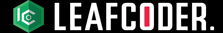 Leafcoder Logo