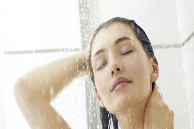 Jangan Mandi Air Hangat di Pagi Hari!