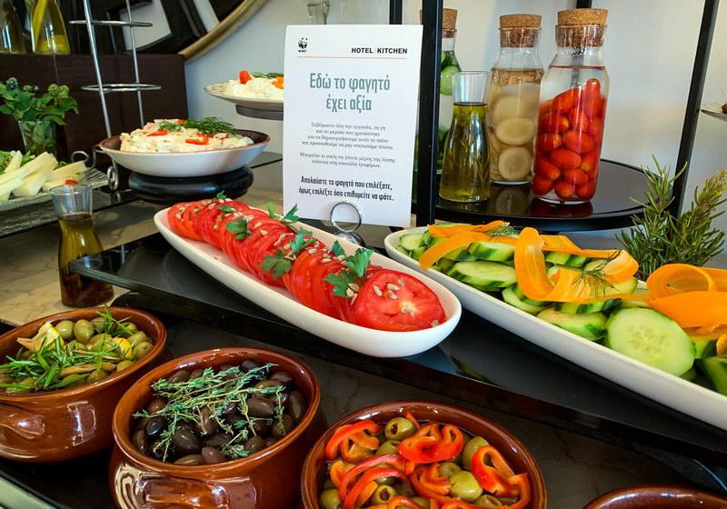 «WWF Hotel Kitchen: Εδώ το φαγητό έχει αξία»: Ξενοδοχεία κατά της σπατάλης τροφίμων στην Ελλάδα