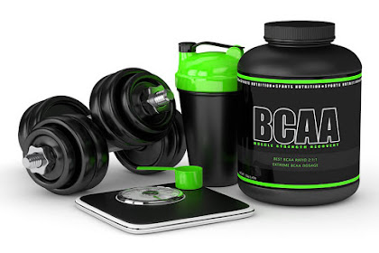 BCAA Supplements for muscle shaping