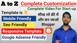 Best mobile friendly blogger template free download