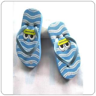 Sandal Spon Baby BGR