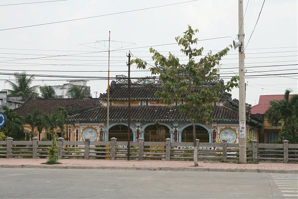 Đường Hùng Vương Sa Đéc ngày nay