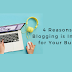 4 Reasons Why Blogging is Important for Your Business.