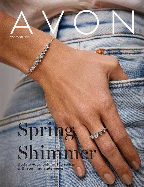 CLICK ON IMAGE & VIEW AVON FLYER BROCHURE CAMPAIGN 13 2021