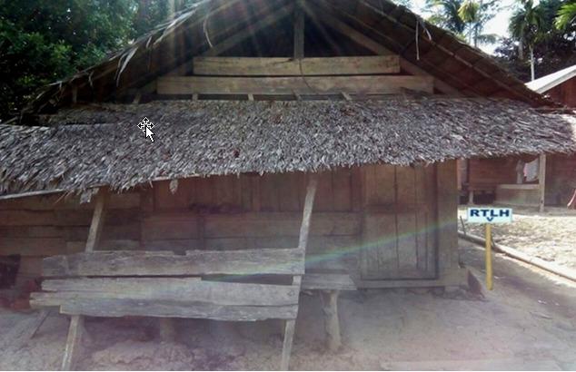 Satgas TMMD Aceh Timur Rehap Rumah Salah Satu Warga
