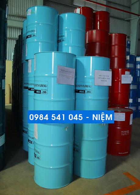Dung môi công nghiệp Trichloroethylene (TCE)
