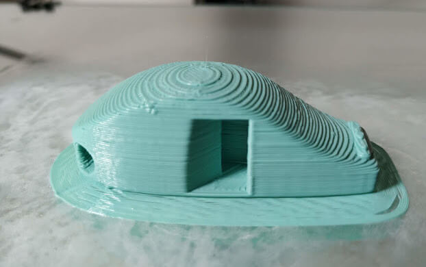 3D Print with a brim