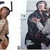 Mwah, mwah!  Kanye Kissing Kanye