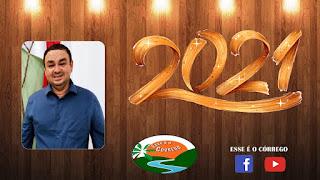 Mensagem de ano novo do Pr. Adjair