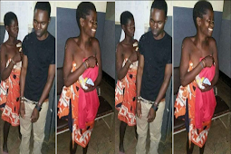 29 Year-old Man Caught Red-handed Sleeping With A Mad Woman