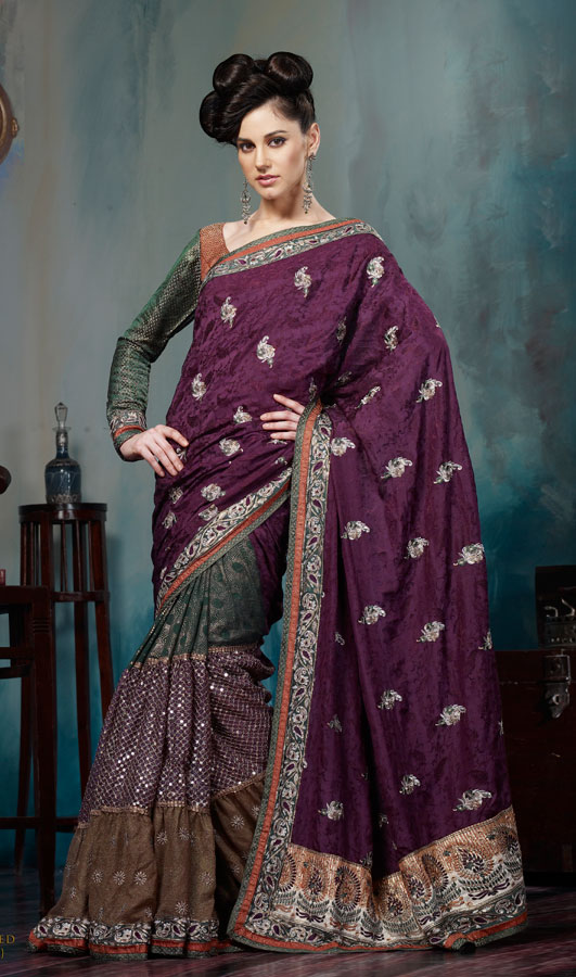 New Fashion Sarees In India