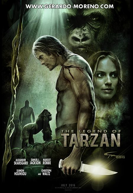 The Legend of Tarzan (2016) Movie Download In Hindi – Dual Audio