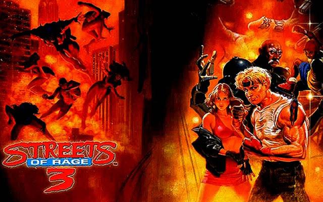 Streets of Rage III, streets of rage iii, descargar Streets of Rage III, Streets of Rage III trcuos, Streets of Rage III rom, juego de peleas, consola, Pc, Mega drive, juegos mega drive