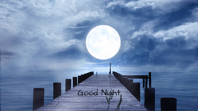 good night images quotations